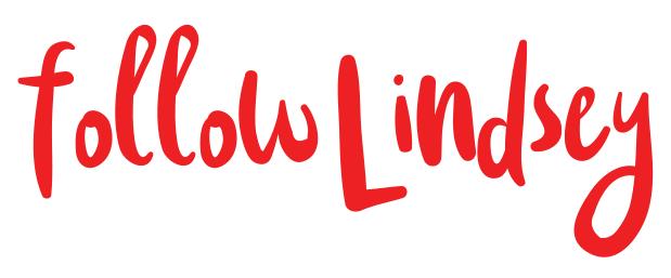 follow Lindsey
