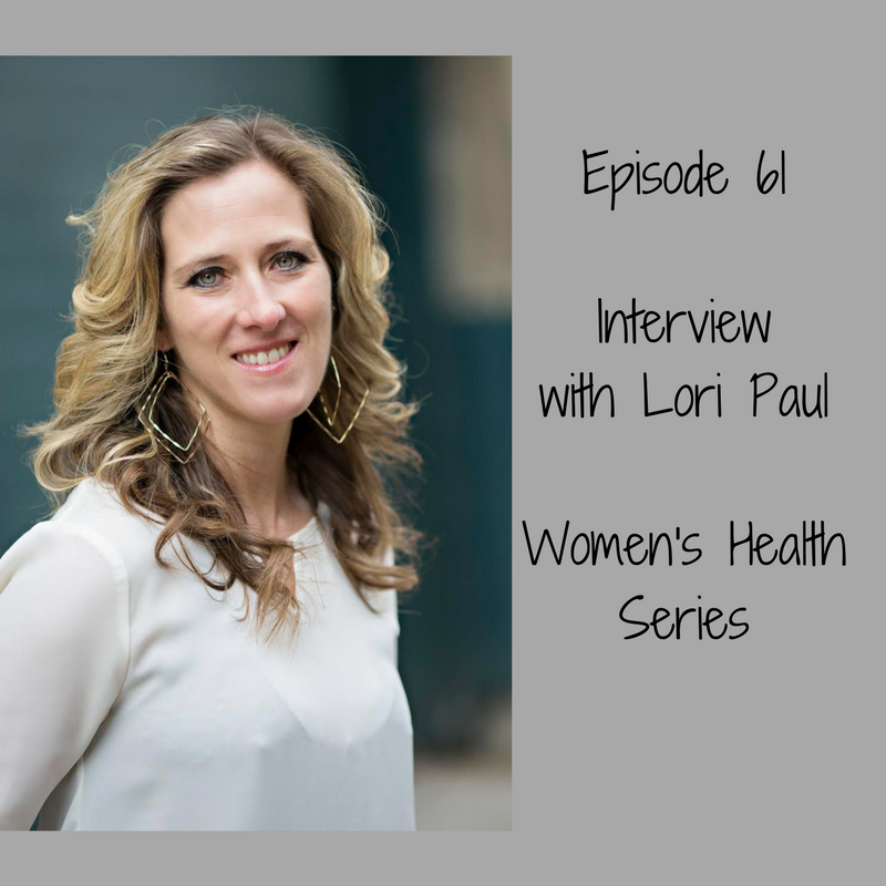 Interview With Lori Paul