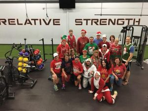 Toys for Tots Fundraiser Work Out 2017