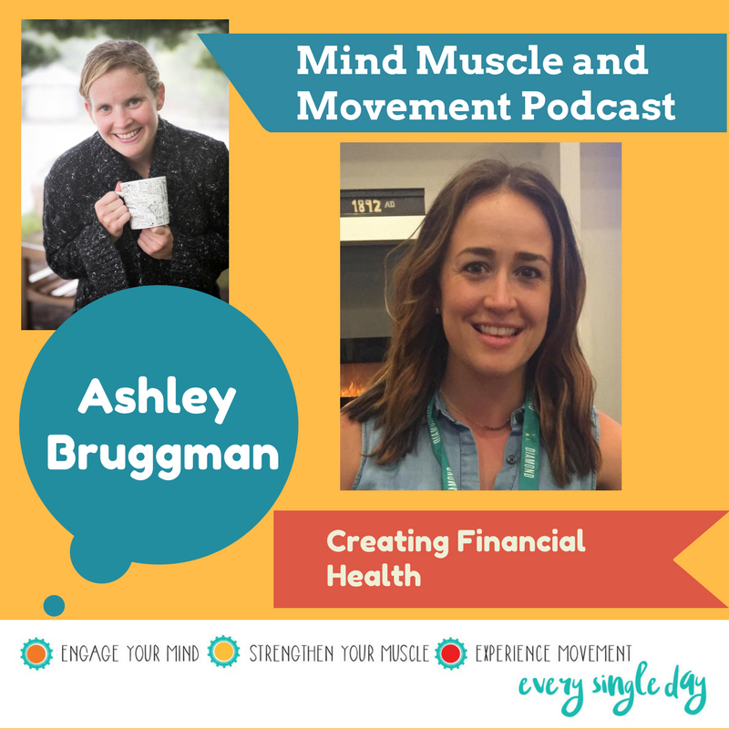 Episode 87 of the Mind Muscle and Movement Podcast. Have you ever considered your financial situation to be a part of your health? Being worried or stressed about your financial situation can cause many significant impacts on your health. On this episode we talk with Ashley about the journey her and her husband Dustin took in order to take control of their future. It was not without a lot of stress, heartache, challenges and improved communication.