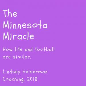 The Minnesota Miracle
