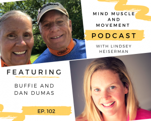 Episode 102 - Interview with Buffie and Dan Dumas