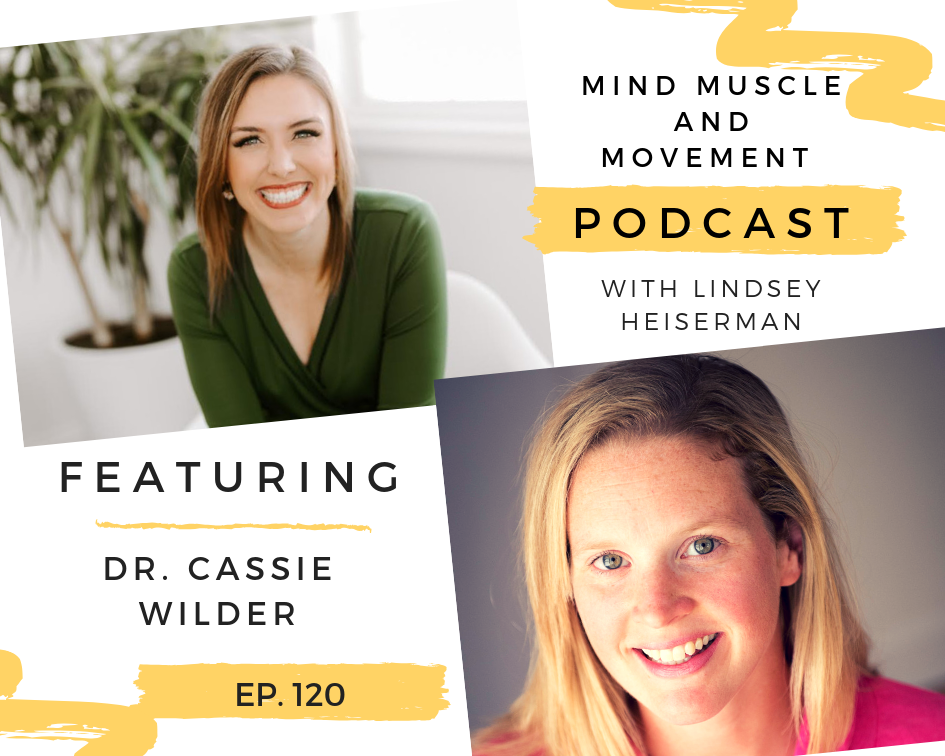 Dr Cassie Wilder talks functional medicine, birth control, poop and fatigue.