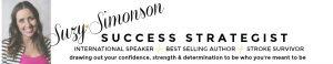 Suzy Simonson - Stroke to Success