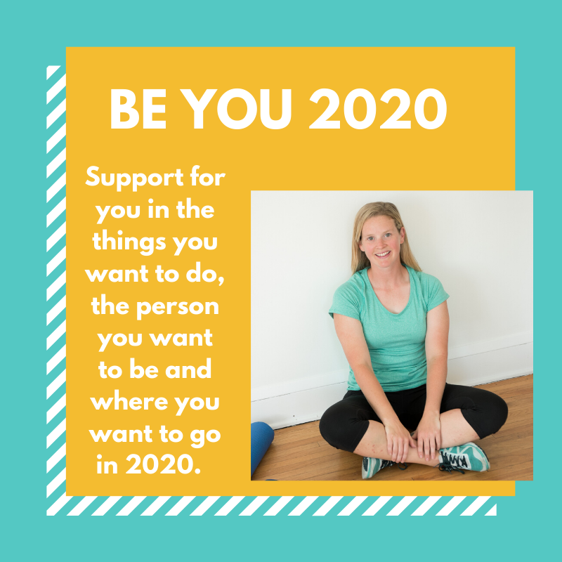Be You 2020 Coaching Program by Lindsey Heiserman Coaching