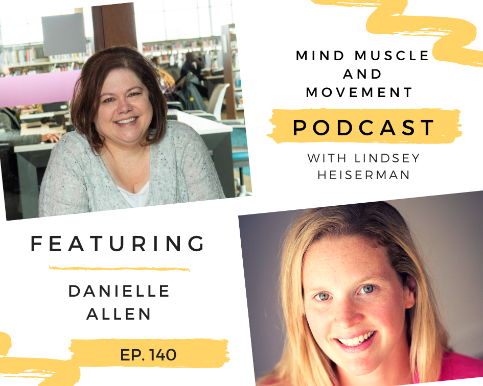 Interview with Danielle Allen of One Foot Coaching. All about the Enneagram.