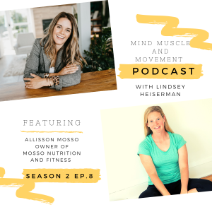 creating a fitness business that isn't weight loss centered.